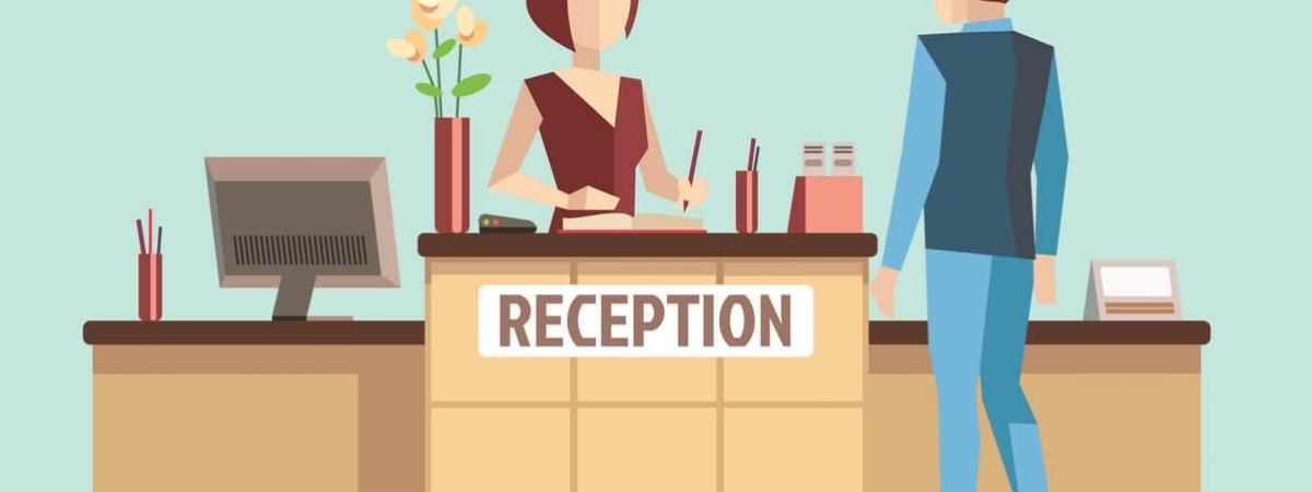 Konto recepcji - deleguj zarządzanie rezerwacjami online